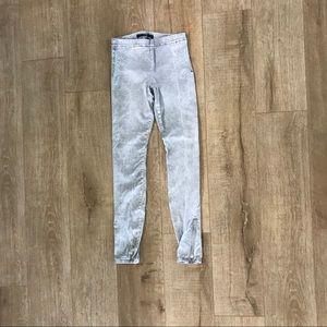 Joe's Jeans stone washed jeggings